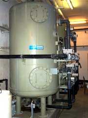 Grauwasser- Aufbereitungssysteme Recycling