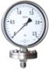 Plattenfedermanometer
