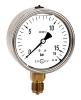 Rohrfeder-manometer - Industrie-ausführung - Glyzerin-füllung