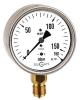 Kapselfeder-manometer- Industrie-ausführung