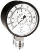 Differenzdruck-Manometer mit Rohrfeder-messglied