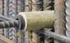 Mauerstärke aus Faserbeton