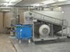 Schleifwasserreinigung mit dem Vakuumbandfilter