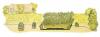 horizontale Pflanzenkläranlage