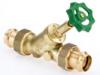 Freistromventile mit Lötanschluss Pressverschraubung Pressnippel Steckverbinder