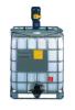 Getrieberührwerk- für Einweg-Container