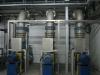 Abwasser in gefüllten Rohren - Klärbeckenbeschickung