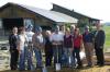 Spatenstich Biogasanlage Zeilarn