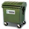 1100 Liter Müllgroßbehälter MGB Runddeckel