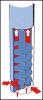 Pumpe F 520 S-5045mit Drehstrommotor