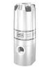 Vordruck- Materialdruckregler ohne Manometer